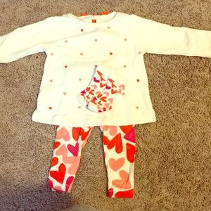 Valentine's Day Outfit - Baby Girl